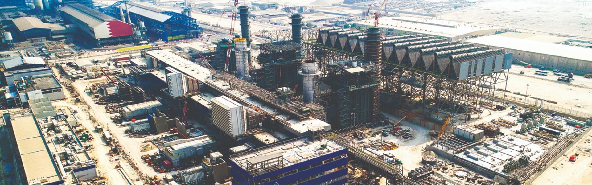 GAMA Holding | 1800 MW ALBA Line 6 Expansion, Power Station 5 |