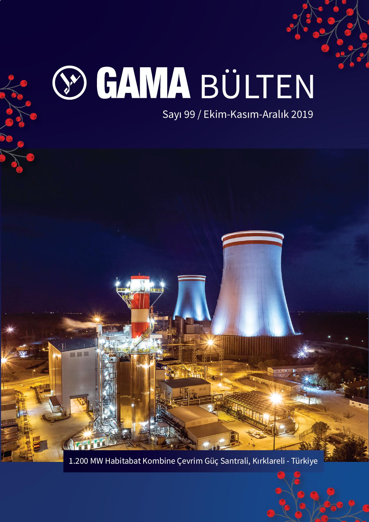 GAMA Bulletin